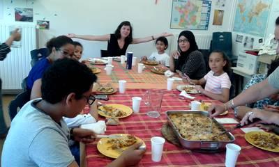 Cuisine en famille aux 7 Deniers
