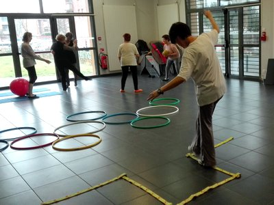 gymnastique adulte centre social Nord
